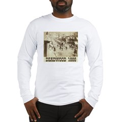 Deadwood Celebration Long Sleeve T-Shirt