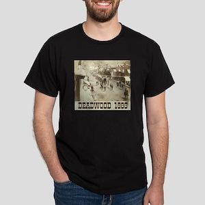 Deadwood Celebration Dark T-Shirt