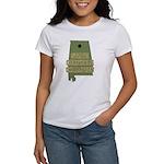 Alabama State Cornhole Champi Women's T-Shirt
