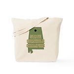 Alabama State Cornhole Champi Tote Bag