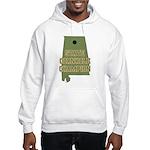 Alabama State Cornhole Champi Hooded Sweatshirt