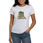 Alaska State Cornhole Champio Women's T-Shirt