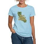 California State Cornhole Cha Women's Light T-Shir