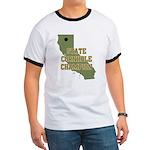 California State Cornhole Cha Ringer T