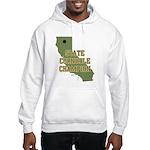 California State Cornhole Cha Hooded Sweatshirt