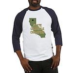 California State Cornhole Cha Baseball Jersey