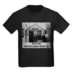 Round Pond Oklahoma Kids Dark T-Shirt