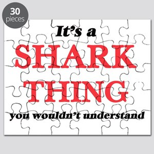 It's a Shark thing, you wouldn't un Puzzle