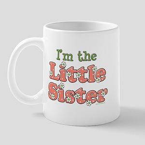 I'm the Little Sister Mug