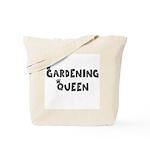 Gardening Queen Tote Bag