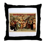 Hotel Jolly Throw Pillow