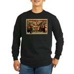 Hotel Jolly Long Sleeve Dark T-Shirt