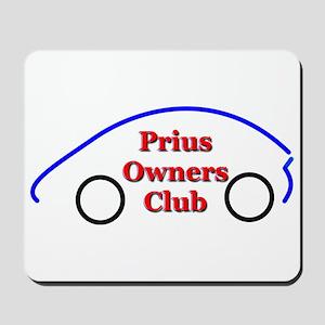 Prius Club Mousepad
