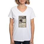 Pear's Soap Women's V-Neck T-Shirt