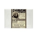 Pear's Soap Rectangle Magnet (100 pack)