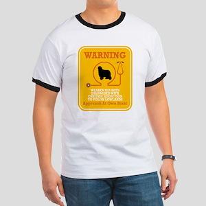 Polish Lowland Sheepdog Ringer T