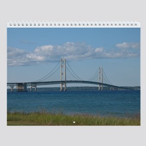 Mackinac Island Wall Calendar