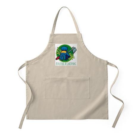 Gardener BBQ Apron