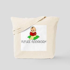 Future Bookworm Tote Bag