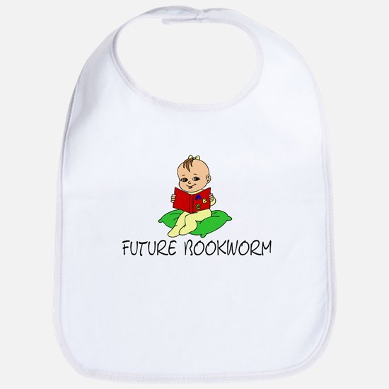 Future Bookworm Bib