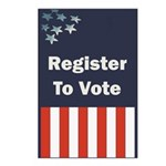 Register to Vote Postcards (Package of 8)