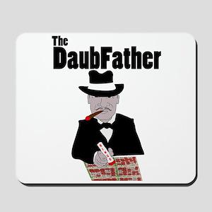 The DaubFather Mousepad