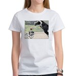 The Great Penguin Gets Mad... Women's T-Shirt