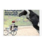 The Great Penguin Gets Mad... Postcards (Package o