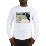The Great Penguin Gets Mad... Long Sleeve T-Shirt
