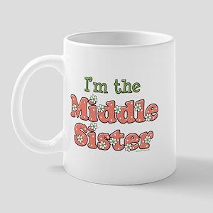 I'm the Middle Sister Mug