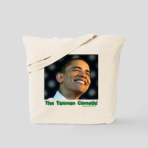 """The Taxman"" Tote Bag"