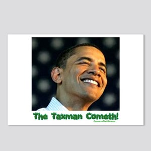 """The Taxman"" Postcards (Package of 8)"