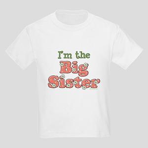 I'm the Big Sister Kids Light T-Shirt