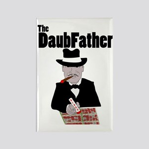 The DaubFather Rectangle Magnet