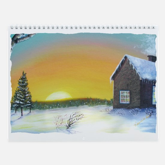 2006 Creation's Wall Calendar