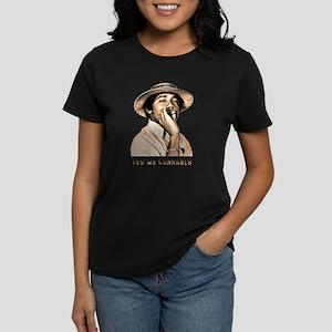 Barack Obama: YES WE CANNABIS - T-Shirt