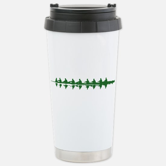 GREEN CREW Stainless Steel Travel Mug