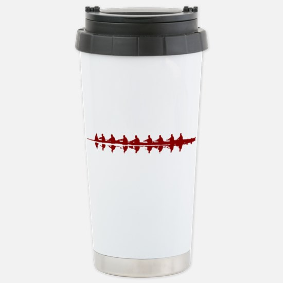 RED CREW Stainless Steel Travel Mug