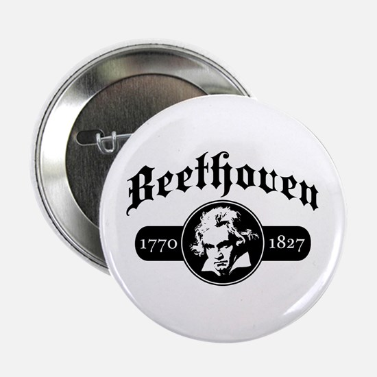 """Beethoven 2.25"""" Button"""