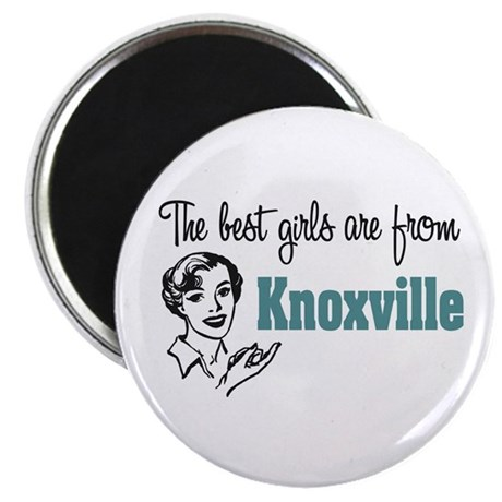 Best Girls Knoxville Magnet