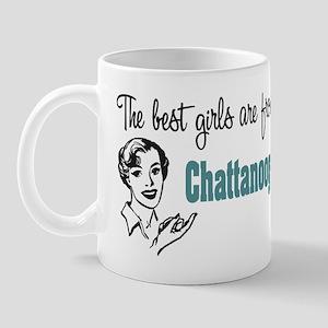 Best Girls Chattanooga Mug