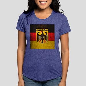 Grunge Germany Flag T-Shirt