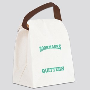 Reading Book Lover Bookmarks For Canvas Lunch Bag