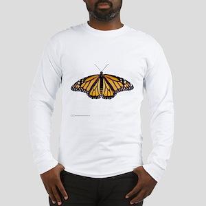 Monarch Butterfly - Long Sleeve T-Shirt