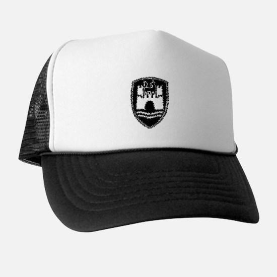 Wolfsburg Crest Trucker Hat