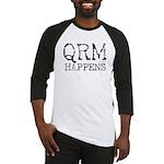 HamTees.com QRM Happens Baseball Jersey