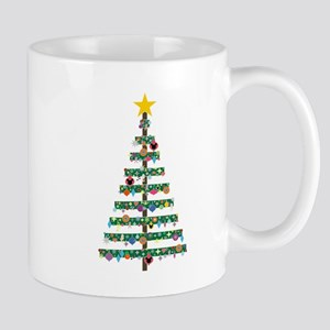 CHRISTMAS TREE Mugs