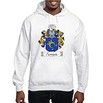 Ferrante Family Crest Hooded Sweatshirt