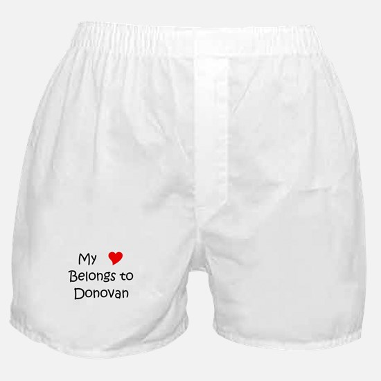 Cute Donovan Boxer Shorts