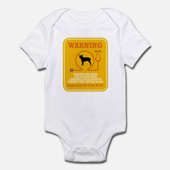 Stumpy Tail Cattle Dog Infant Bodysuit